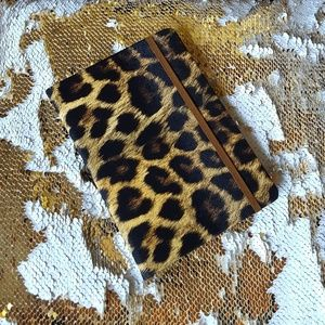 Other - Animal print notebook journal